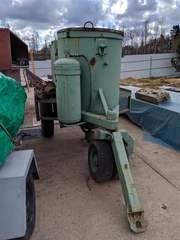 Пескоструйный аппарат (пескоструйная установка)