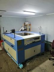 Продам Лазерный станок для резки QD-1390-2