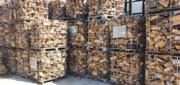 Фасовщики сухих дров на пилараму